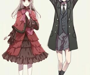 anime, k project, and kushina anna image