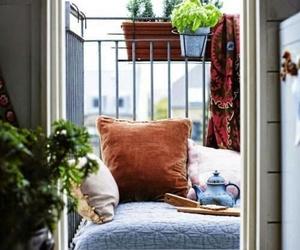 balcony, home, and room image