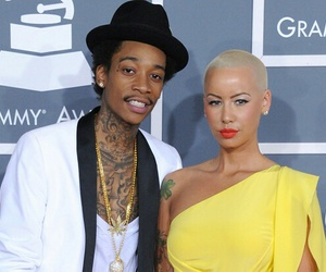 Amber Rose, hairstyle, and photography image