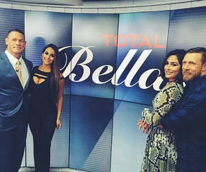 wwe, nikkibella, and braniel image