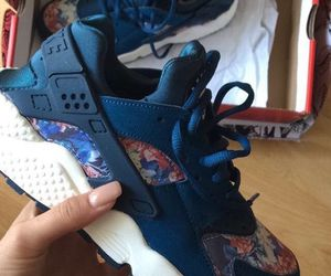 nike, shoes, and huaraches image