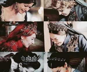 hurrem sultan, muhteşem yüzyıl, and nurbanu sultan image