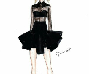 pretty little liars, aria montgomery, and art image