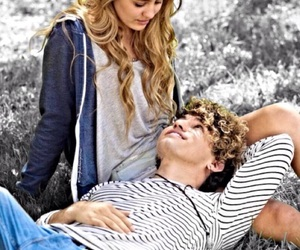 jc caylen, lia marie johnson, and kian and jc image