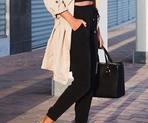 adidas, black, and cardigan image