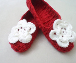 teen, winter socks, and handmade women image