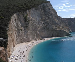 Greece, lefkas, and porto katsiki image