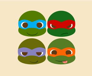 turtle, ninja, and ninja turtles image