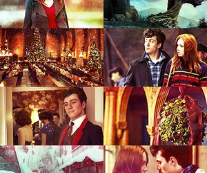 jily, hogwarts, and love image