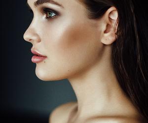 beauty, girl, and inspiration image