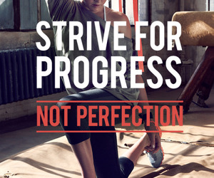 fitness, motivation, and progress image