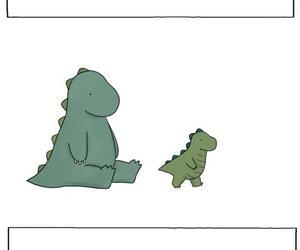 dinosaur, liz climo, and Halloween image