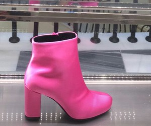 barbie, boots, and fashion image