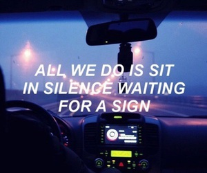grunge, halsey, and Lyrics image