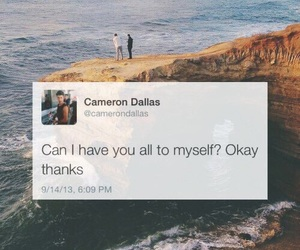 twitter, wallpaper, and cameron dallas image