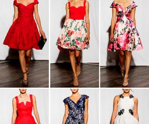 designer, dress, and fashion image