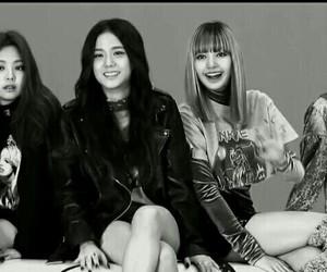 girl group, blackpink, and kpop image