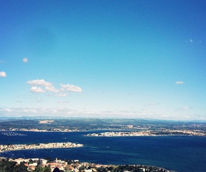 france, ocean, and sete image