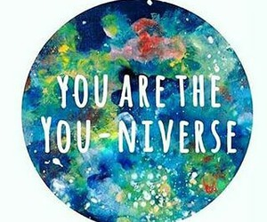 universe and we image