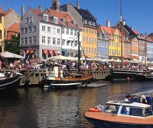 beautiful, denmark, and Houses image