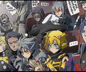 anime, cartoon, and transformers image