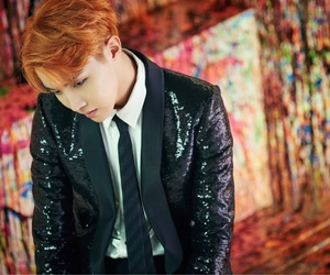 bts, jhope, and wings image