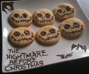 Cookies, Halloween, and food image