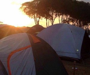 brazil, camping, and scout image