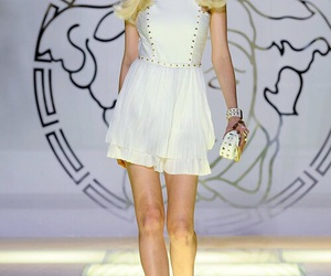 Versace and dress image