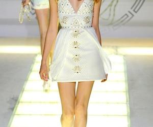 Versace, fashion, and dress image