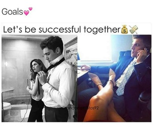 goals, love, and Relationship image