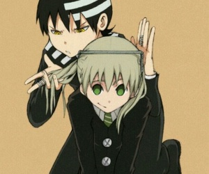 kid and soul eater image