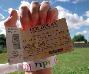 coldplay, show, and tumblr image