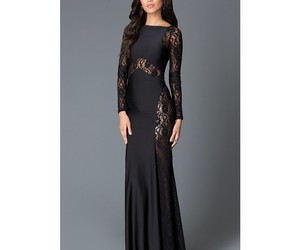 dress, sleeve, and dresses image