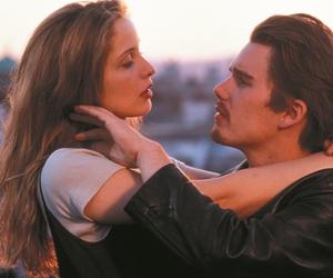 before sunrise, romance, and movie image