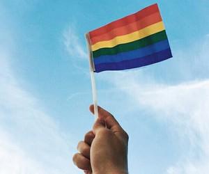 gay pride, lesbian, and girls like girls image