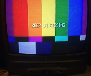 tv, grunge, and lgbt image