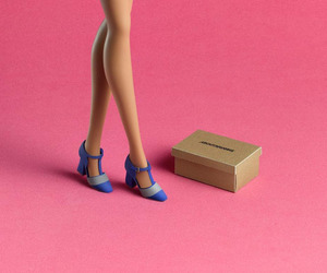 barbie and shoes image