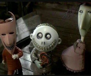 the nightmare before christmas and Halloween image