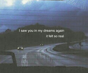 Dream, love, and saw image