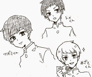 anime, genderbend, and mob psycho 100 image