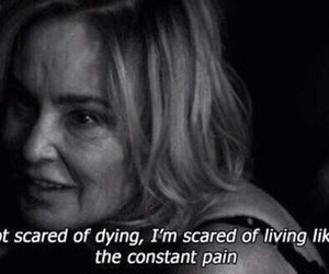 american horror story, pain, and ahs image