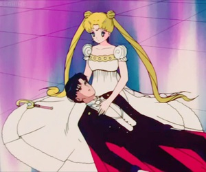 beautiful, pretty guardian sailor moon, and sailor moon image