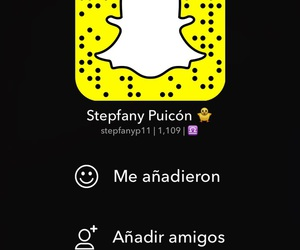 add, snapchat, and me image