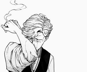 manga, sad, and boy image