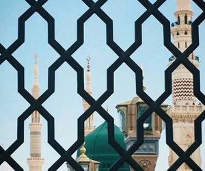 arab, islam, and madinah image