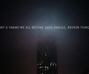 paramore, broken, and fragile image