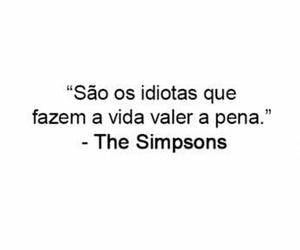 idiot, os simpsons, and idiota image