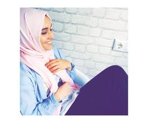 محجبات, بنات محجبات, and حجاب image