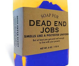 funny, funny gifts, and handmade soap image